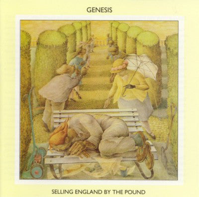 Genesis - Selling England By the Pound (CD Usagé)
