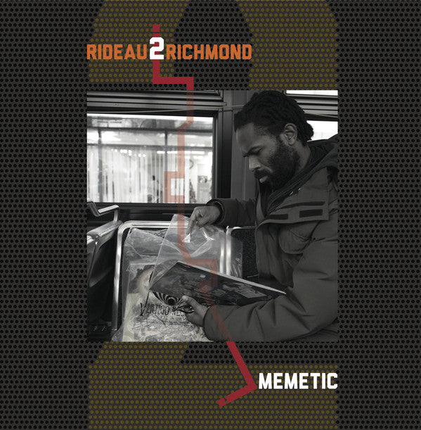 Memetic - Rideau 2 Richmond (Vinyle Neuf)