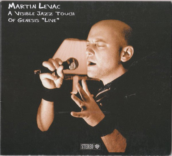 Martin Levac - A Visible Jazz Touch Of Genesis Live (Vinyle Neuf)