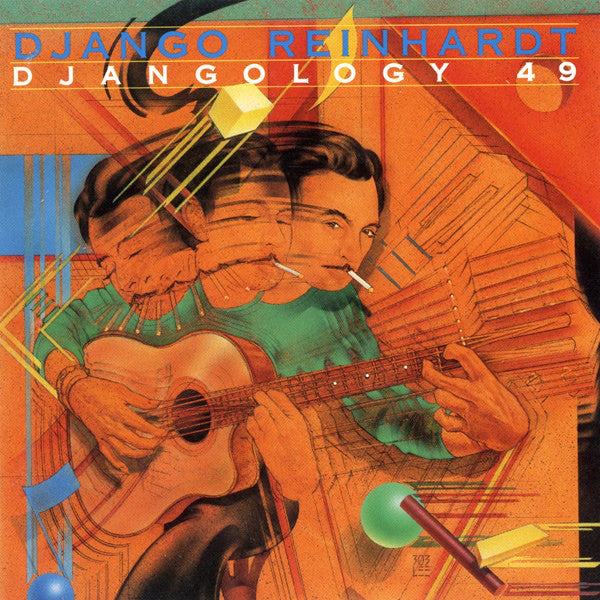 Django Reinhardt - Djangology 49 (CD Usagé)