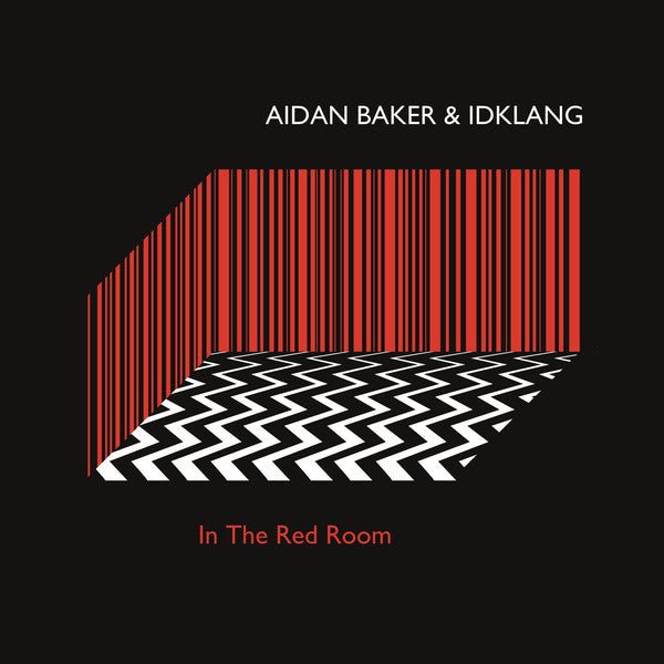 Aidan Baker and Idklang - In the Red Room (Vinyle Neuf)