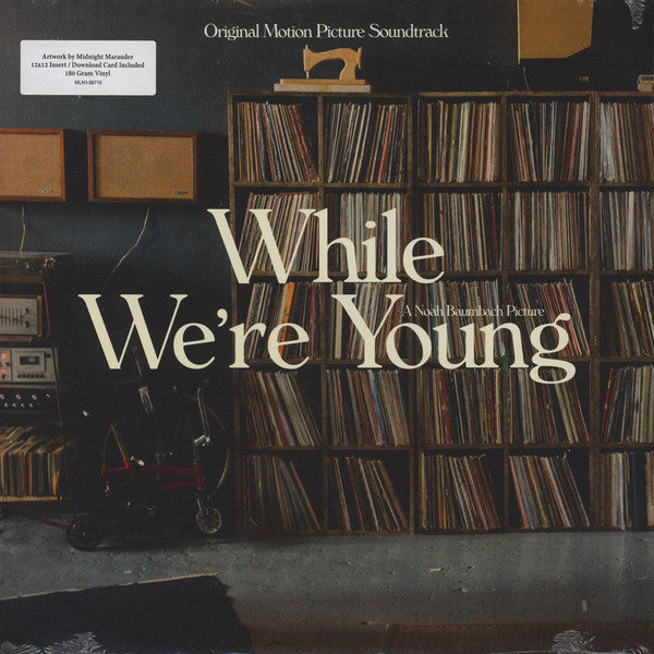 Soundtrack - James Murphy: While Were Young (Vinyle Neuf)