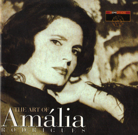 Amalia Rodrigues - The Art Of Amalia Rodrigues (CD Usagé)