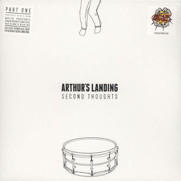 Arthurs Landing - Second Thoughts: Part 1 (Vinyle Neuf)