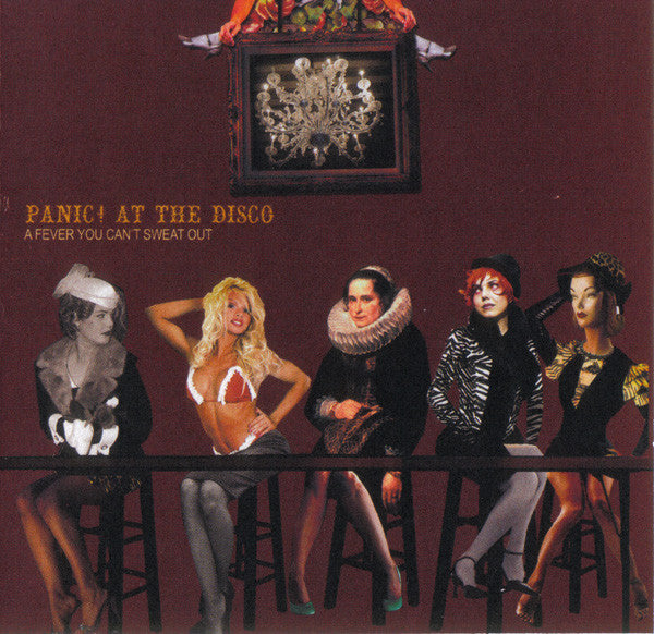 Panic At The Disco - A Fever You Cant Sweat Out (Vinyle Neuf)