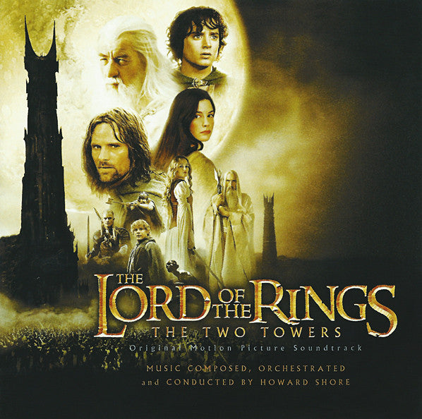 Soundtrack - Howard Shore: The Lord Of The Rings: The Two Towers: The Complete Recordings (Coffret) (Vinyle Neuf)