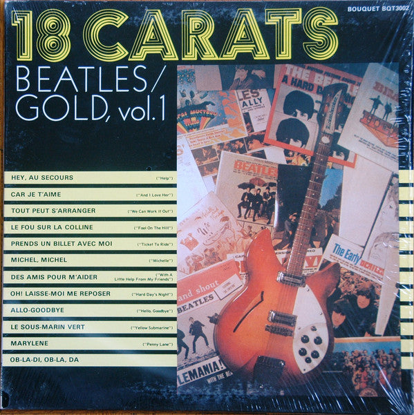 18 Carats - Beatles / Gold Vol1 (Vinyle Usagé)