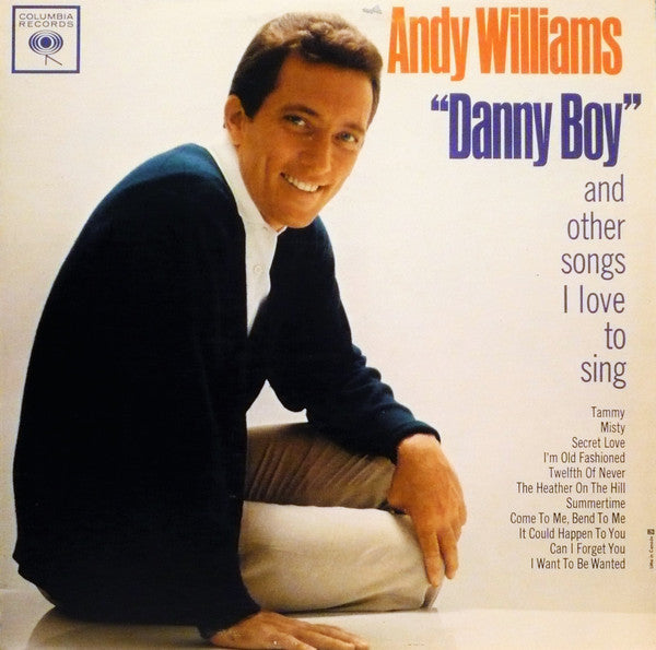 Andy Williams - Danny Boy (Vinyle Usagé)