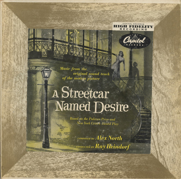 Soundtrack - Alex North: A Streetcar Named Desire