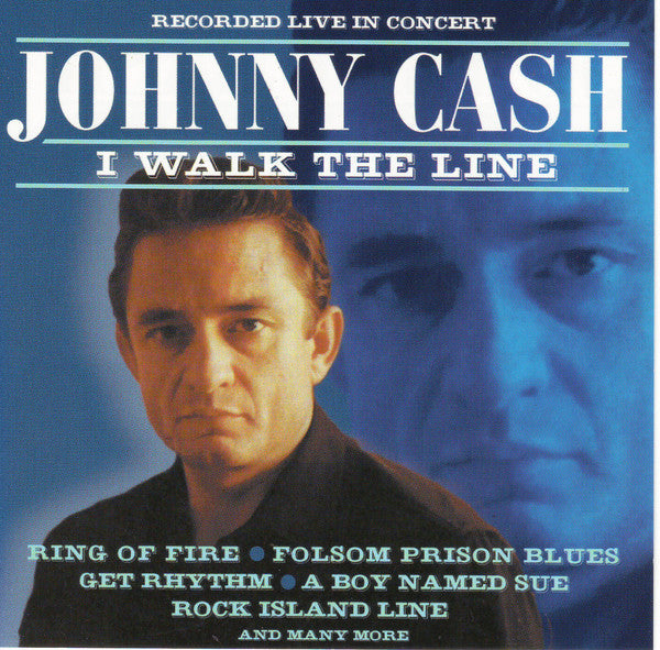 Johnny Cash - I Walk the Line (CD Usagé)