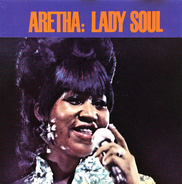Aretha Franklin - Lady Soul (CD Usagé)