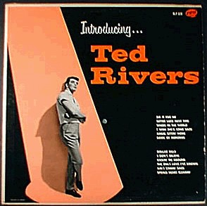 Ted Rivers - Introducing Ted Rivers (Vinyle Usagé)