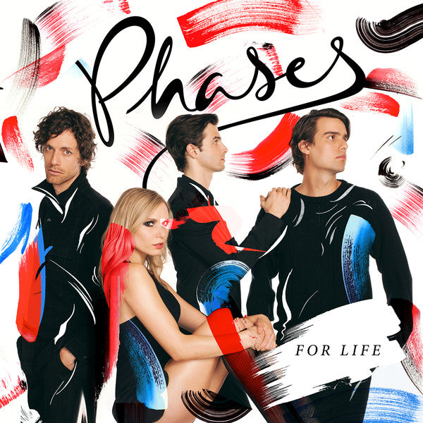 Phases - For Life (Vinyle Neuf)