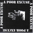A Poor Excuse - A Poor Excuse (45-Tours Usagé)