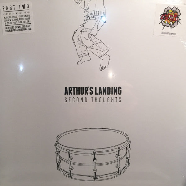 Arthurs Landing - Second Thoughts: Part 2 (Vinyle Neuf)