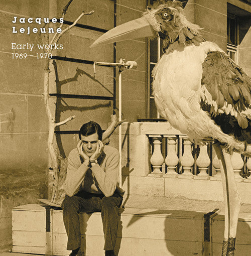 Jacques Lejeune - Early Works 1969-1970 (Vinyle Neuf)