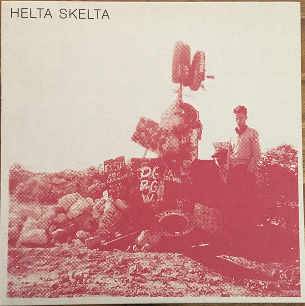 Helta Skelta - Beyond the Black Stump (Vinyle Neuf)