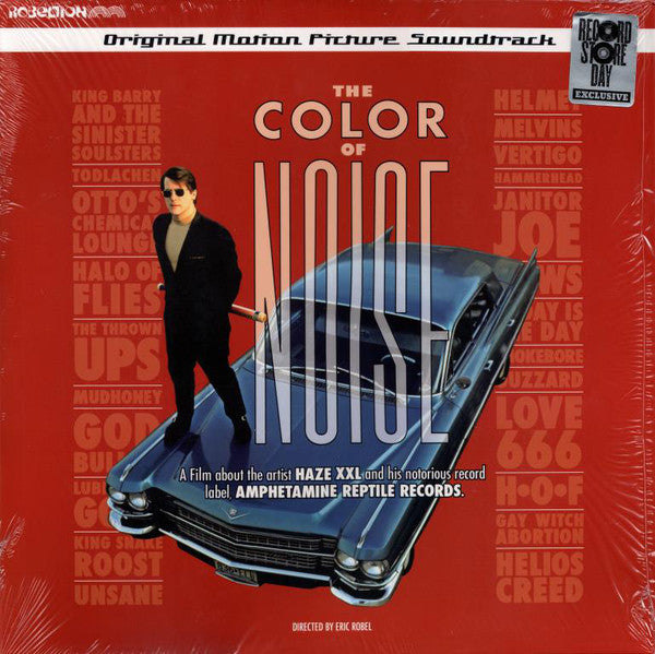 Soundtrack - The Color Of Noise (Vinyle Neuf)