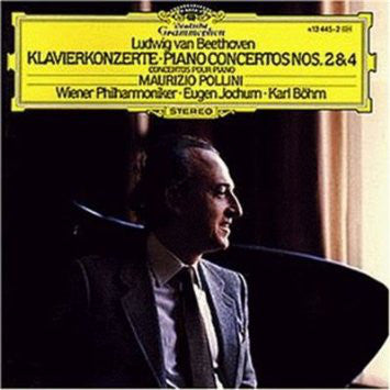 Beethoven / Jochum / Bohm - Piano Concertos Nos 2 And 4 (CD Usagé)