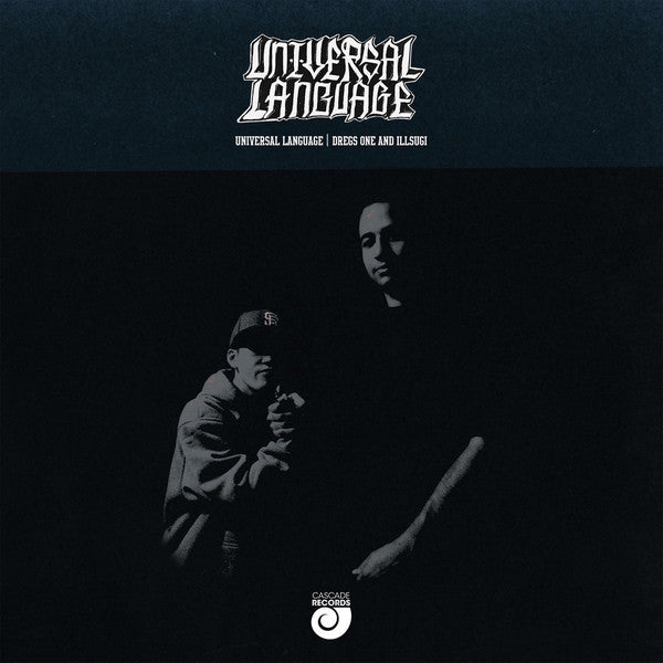 Dregs One and Ill Sugi - Universal Language (Vinyle Neuf)