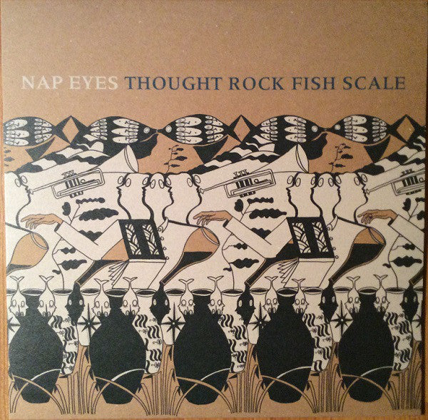Nap Eyes - Thought Rock Fish Scale (Vinyle Neuf)