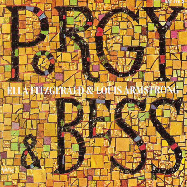 Ella Fitzgerald and Louis Armstrong - Porgy And Bess (CD Usagé)