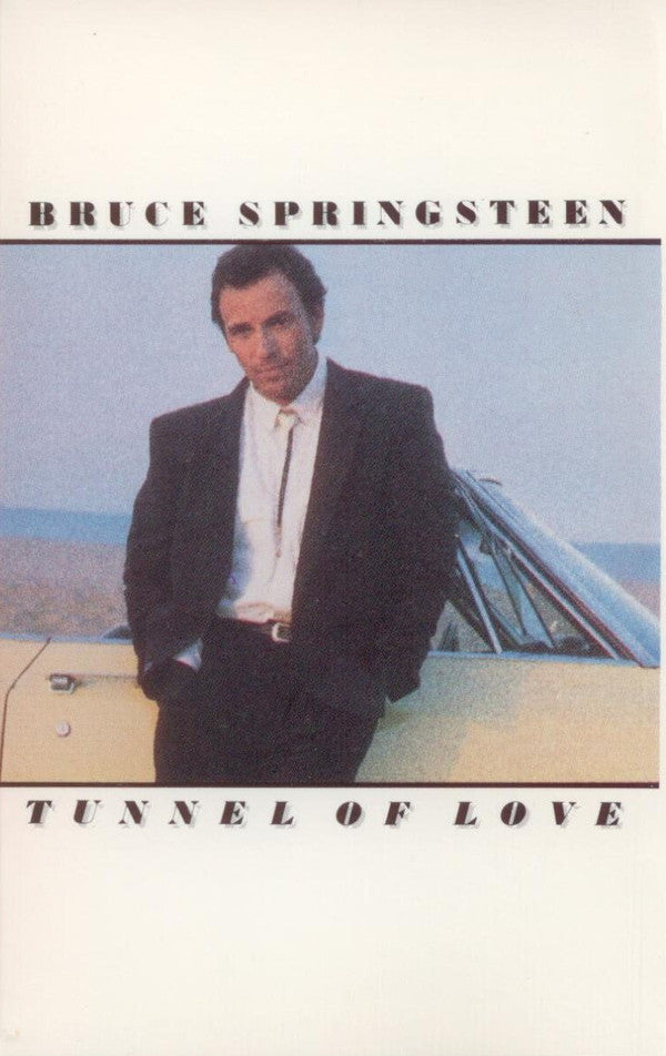Bruce Springsteen - Tunnel Of Love (Cassette Usagée)