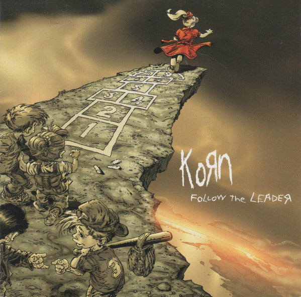 Korn - Follow the Leader (CD Usagé)