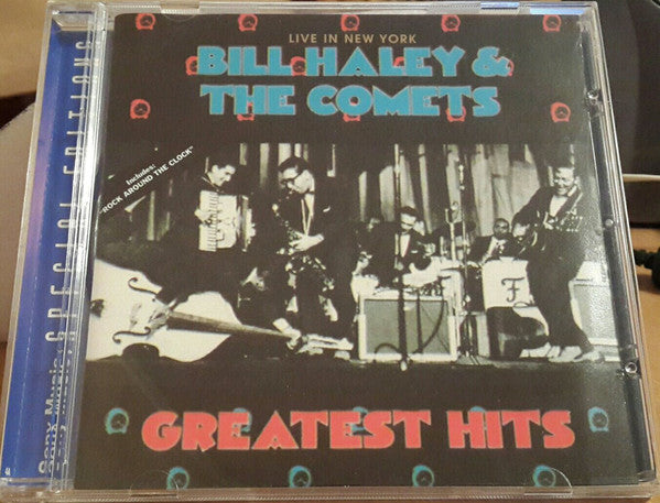 Bill Haley and the Comets - Greatest Hits (CD Usagé)