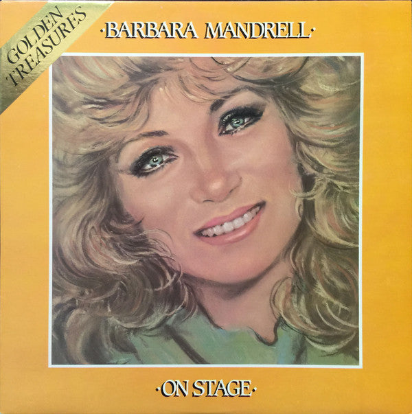 Barbara Mandrell - Golden Treasures: Barbara Mandrell On Stage (Vinyle Usagé)