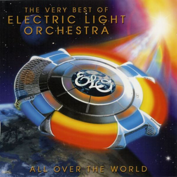 Electric Light Orchestra - All Over The World: The Very Best Of Electric Light Orchestra (Vinyle Neuf)