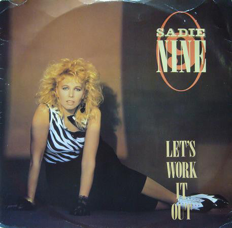 Sadie Nine - Lets Work It Out (Vinyle Usagé)