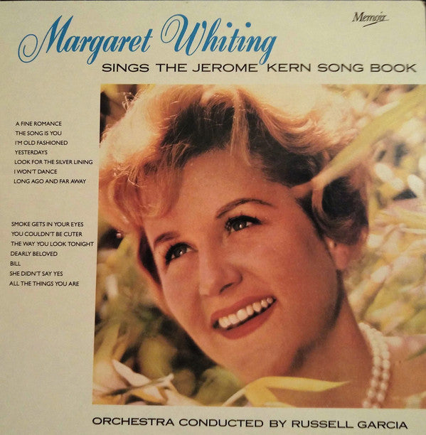 Margaret Whiting - Sings The Jerome Kern Song Book (Vinyle Usagé)