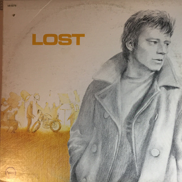 Michael Parks - Lost and Found (Vinyle Usagé)