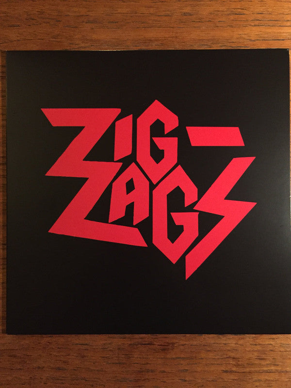 Zig Zags - Running Out Of Red (Vinyle Neuf)