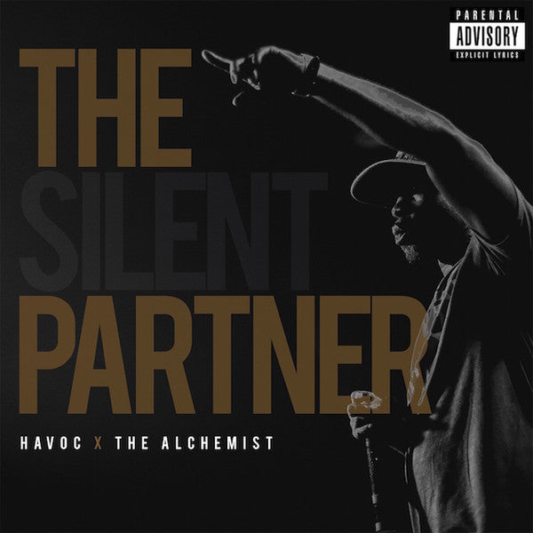 Havoc / The Alchemist - The Silent Partner (Vinyle Neuf)