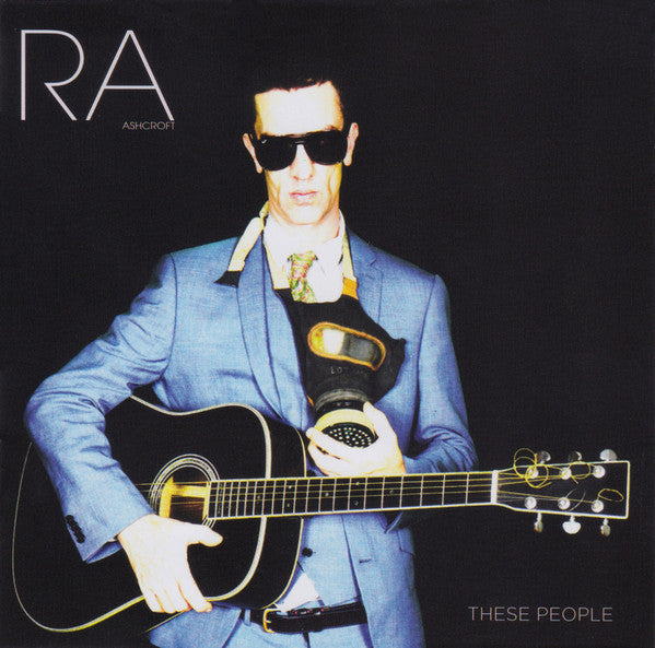 Richard Ashcroft - These People (Vinyle Neuf)