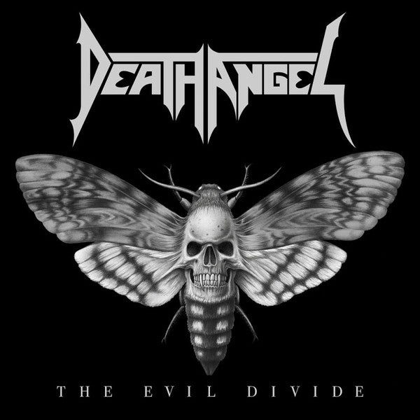 Death Angel - The Evil Divide (Vinyle Neuf)