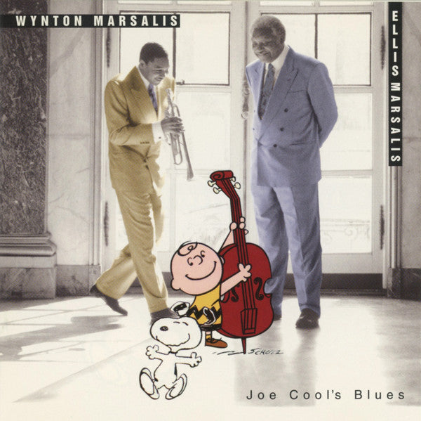 Wynton Marsalis / Ellis Marsalis - Joe Cools Blues (CD Usagé)