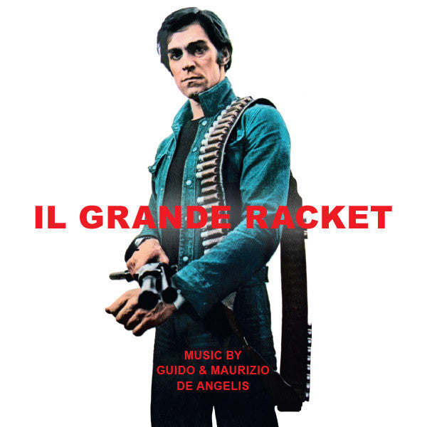 Soundtrack - Guido And Maurizio De Angelis: Il Grande Racket (Vinyle Neuf)