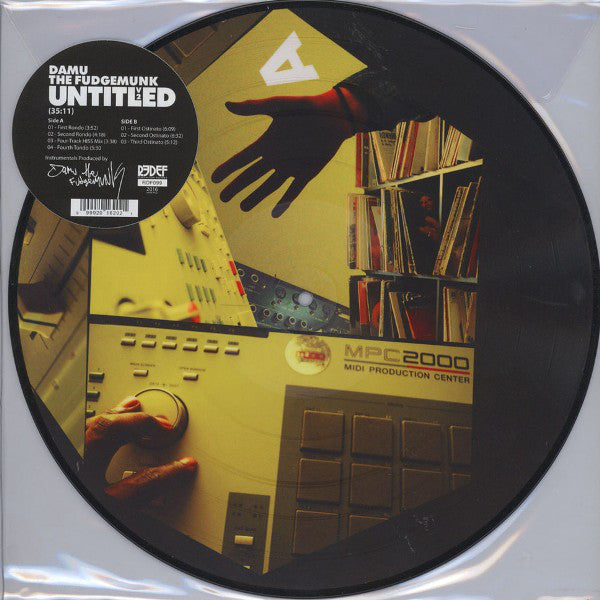 Damu the Fudgemunk - Untitled Vol 2 (Vinyle Neuf)