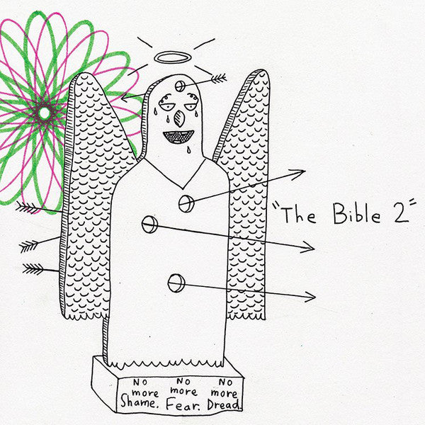 Andrew Jackson Jihad - The Bible 2 (Vinyle Neuf)