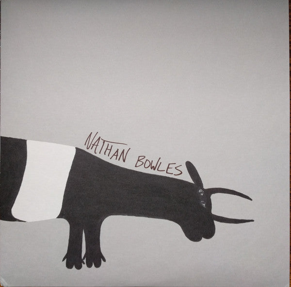 Nathan Bowles - Whole And Cloven (Vinyle Neuf)