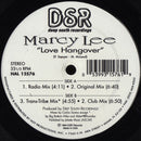 Marcy Lee - Love Hangover (Vinyle Usagé)