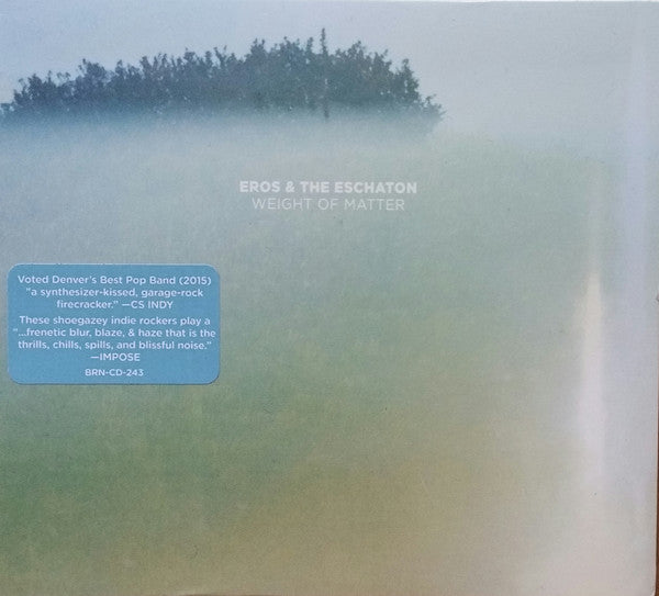Eros and the Eschaton - Weight Of Matter (Vinyle Neuf)