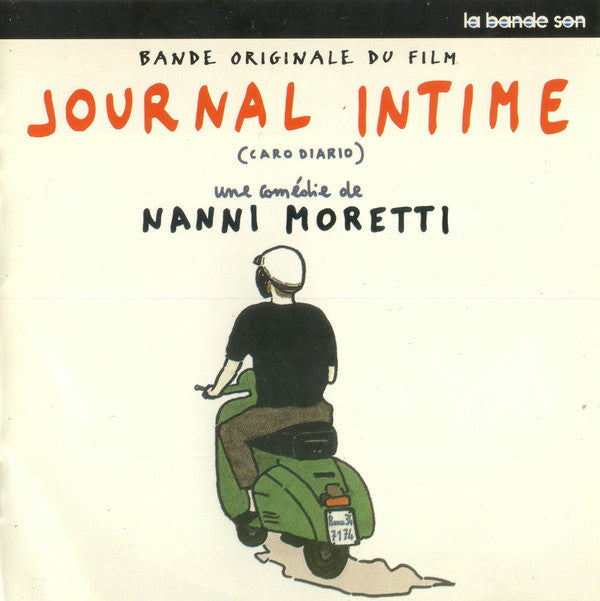 Soundtrack - Journal Intime (Caro Diario) (CD Usagé)