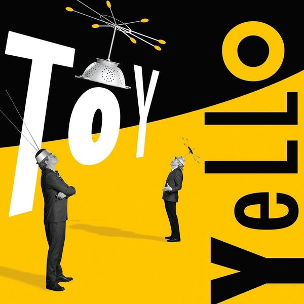 Yello - Toy (Vinyle Neuf)