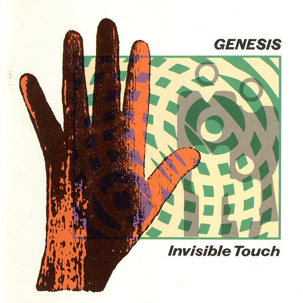 Genesis - Invisible Touch (CD Usagé)