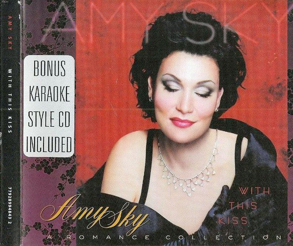Amy Sky - With This Kiss a Romance Collection (CD Usagé)