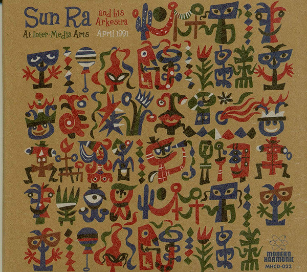 Sun Ra - At Inter Media Arts (Vinyle Neuf)